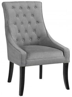 Tufted Chair {Design Crush} The Creativity Exchange