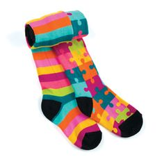 I always wear fun socks. It just makes me happy..mismatched crazy socks are the only way to go!