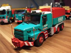 WSI Scania Scales 06-1003