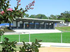 St John's Oval Redevelopment, 2009