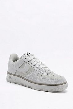 9f2b386891d Nike Air Force 1 Ultra Force Off White Suede Trainers - Urban Outfitters Nike  Air Force