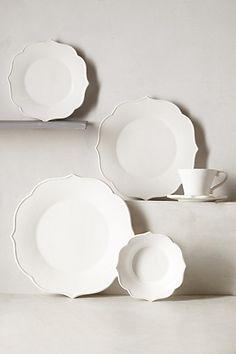 Lotus Dinner Plate anthropologie.com #anthrofave