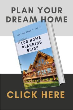 From dream to construction, this planner helps you ever step of the way. Log Home Floor Plans, House Plans, Log Home Builders, Log Home Designs, Log Cabin Homes, Just Dream, Douglas Fir, Home Pictures, Design Consultant