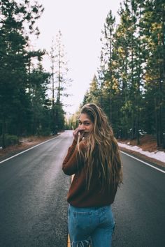#brandyusa walk down a long open road with close people, exploring, laughing, talking - my dream
