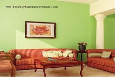 cool interior wall paint color diy home improvement pinterest