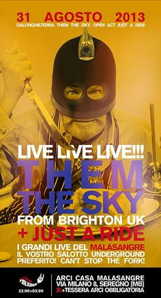 Them The Sky from UK