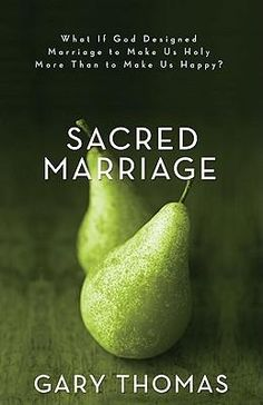 Eric & I are reading this in our class. Def. a must read for soon-to-be hubby & wifey. Good material
