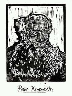 Kropotkin http://drawndissonance.tumblr.com/