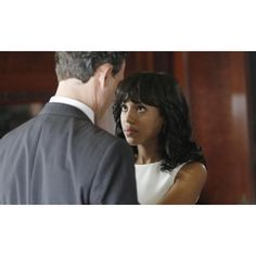 Kerry Washington questions Olivia and Fitz's affair on 'Scandal'