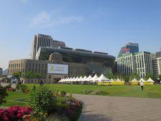 city hall station, #seoul #southkorea #korea #city #travel
