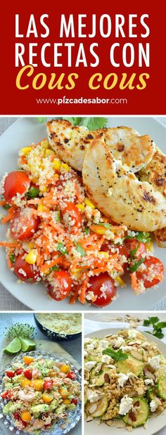 30 Best Couscous Recetas Images Couscous Recipes Cooking
