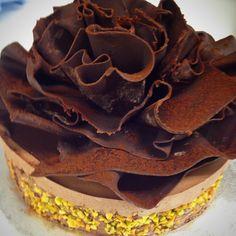 Le Cordon Bleu - Basic Patisserie -  Charlotte au Chocolat