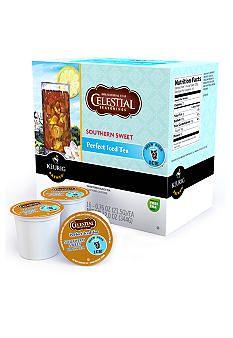 Keurig Celestial Seasonings Perfect Iced Tea Southern Sweet K-Cup 16 Count