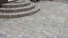 Diy Paver Patio Steps | Home Design Ideas