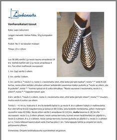 Slippers, Diy And Crafts, Socks, Knitting, Crochet, Fashion, Moda, Tricot, Fashion Styles