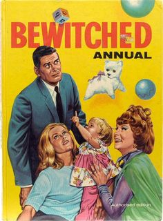 Pop Art: Bewitched Annual