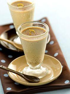 Creme de café gelado