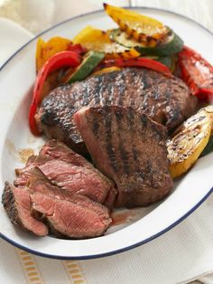 Ultimate Grilled Steak -- You won't believe how easy it is to grill up a juicy, tender,  five-star steak tonight. Our step-by-step recipe directions make it foolproof.