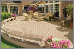 Decks And Porches | porch and deck product directory for division deck and fence long ...