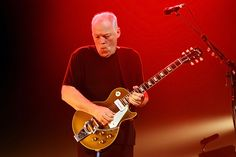 David Gilmour - Vocals/Lead Guitar - Pink Floyd.