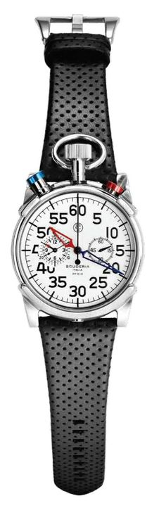 NEW Brand - CT Scuderia - you can take the watch off the band and use as stop watch or pocket watch!  Versatility!! Brilliant!!
