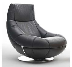Modern Armchair Design By De Sede
