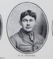 SCHAFER,   Otto   Hermann,   M.M.   Corporal,  No.   1513,   26th   Battalion.   Born   and   educated   at   Maryborough.   The   son   of   the   late   Hermann   Fredrich   Albert   Schafer   and   Anna     Conradine   Pauline   Schafer,   of   Wilson   Street,   Maryborough.