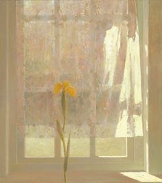 stdiowindow in May - 2008 - oil on panel - 90 x 80 cm