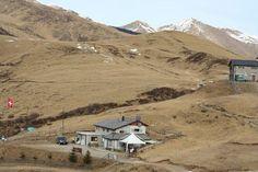 Passo San Lucio (1541 m) - Valico tra Italia e Svizzera