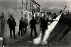 """""""Spain"""" by Josef Koudelka,  1971. http://masters-of-photography.com/K/koudelka/koudelka_rocket_full.html"""