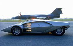 Die futuristischen Autoträume der 70er - News Auto: Design - tagesanzeiger.ch