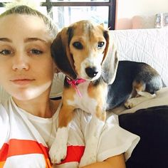 How Many Pets Does Miley Cyrus Have?