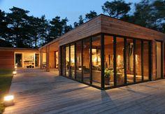 Bergman – Werntoft House by Johan Sundberg