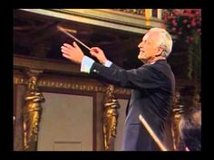 Carlos Kleiber New Years concert 1989 - YouTube