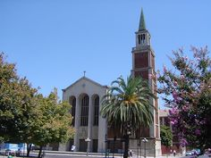 Talca cathedral, Chile.