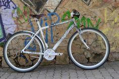 One of my custom painted bikes.