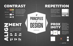 Principles of Design Infographic