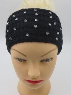 BIANCO Ragazze Bambini Baby cotone Bow Hairband Cerchietto Stretch Turbante Nodo Testa