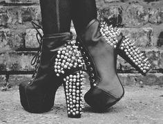 rock style shoes - Поиск в Google
