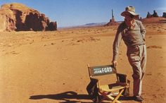John Ford en Monument Valley