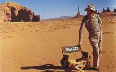 John Ford en Monument Valley