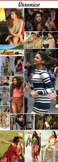 Deepika Padukone's best western looks