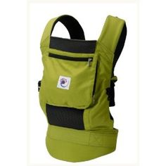 d0608274b12 Amazon.com   ERGOBaby Performance Baby Carrier with Attached Sleeping Hood
