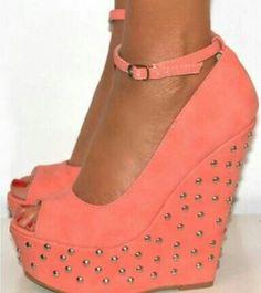 #Shoes #Cuñas #Pretty