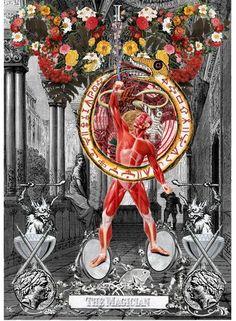 The Magician - Tarot | Arthur Taussig