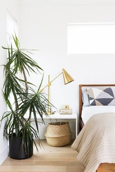 Here are seven clever—and unexpected—ways to squeeze a little extra storage out of your small bedroom.