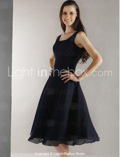 das ist auch schön, aber in einer anderen Farbe! TOPEKA - Kleid für Hochzeitsfeier und Brautjungfer aus Chiffon - USD $ 89.99