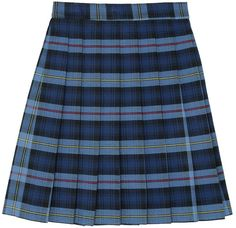 French Toast Girls 4-20 & Plus Size French Toast School Uniform Plaid Pleated Skirt