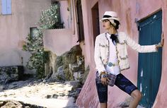 CR Fashion Book - CHANEL'S CUBAN DREAM