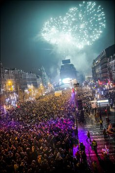 It's almost time to say goodbye to 2016... Celebrate the arrival of 2017 in an unforgettable way with our guide to New Year's Eve in Brussels!